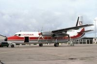 Photo: Loganair, Fokker F27 Friendship, G-BMAP