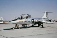 Photo: United States Air Force, Lockheed F-104 Starfighter, 57-1314