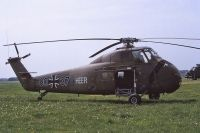 Photo: Germany - Army, Sikorsky H-34, 8037