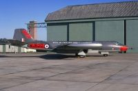 Photo: Royal Air Force, English Electric Canberra, WJ620
