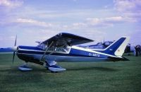 Photo: Untitled, Beagle A.109 Airdale, G-ARYZ