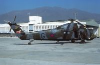 Photo: Royal Air Force, Westland Wessex, XT673G
