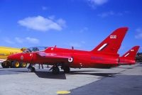 Photo: Royal Air Force, Folland Gnat, XR540