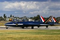 Photo: Patrouille de France, Fouga CM-170 Magister