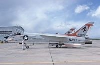 Photo: United States Navy, Vought F-8 Crusader, 147925