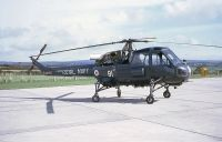 Photo: Royal Navy, Westland Dragonfly, XV633