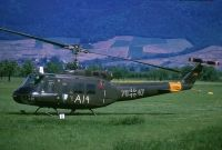 Photo: Luftwaffe, Bell 205, 7047
