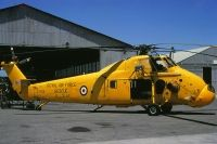 Photo: Royal Air Force, Westland Wessex, XT601