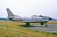 Photo: Denmark - Air Force, North American F-86 Sabre, F-469