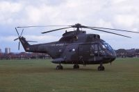 Photo: Royal Air Force, Westland Puma, XW210