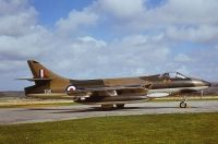 Photo: Royal Air Force, Hawker Hunter, XE599