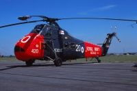 Photo: Royal Navy, Westland Wessex, XS888
