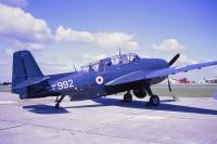 Photo: Royal Navy, Grumman TBM-3 Avenger, XB446
