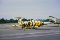 Photo: Canadian Armed Forces, Canadair CF-104 Starfighter, 12833