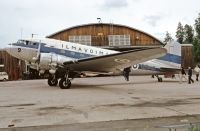 Photo: Finish Air Force, Douglas C-47, DO-9
