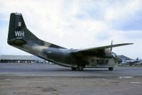 Photo: United States Air Force, Fairchild C-123 Provider, 642