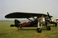 Photo: Untitled, Morane-Saulnier MS-230, G-AVEB