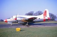 Photo: Royal Air Force, Vickers Varsity, WL637