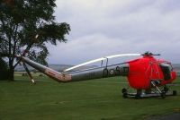 Photo: Royal Air Force, Bristol Sycamore, XJ364