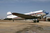 Photo: Ilford Riverton Airways, Douglas DC-3, C-FCQT