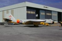 Photo: Royal Air Force, English Electric Canberra, WK124