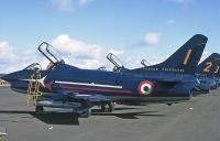 Photo: Italian Air Force, Fiat G-91, MM6264