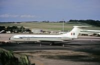 Photo: Royal Air Force, Vickers Standard VC-10, XV104