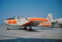 Photo: Royal Air Force, BAC Jet Provost, WXN548