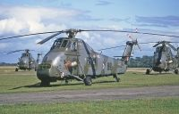 Photo: Royal Air Force, Westland Wessex, XR510