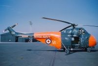 Photo: Royal Navy, Westland Whirlwind, XK943