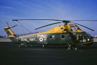 Photo: Royal Navy, Westland Wessex, XS889