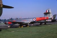 Photo: Royal Air Force, Gloster Meteor, WS792