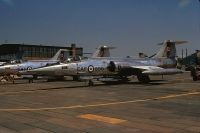 Photo: Canadian Armed Forces, Canadair CF-104 Starfighter, 104890