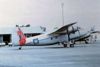 Photo: Malaysian Air Force, Scottish Aviation Twin Pioneer, FM1065