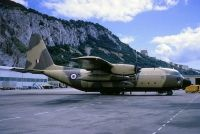 Photo: Royal Air Force, Lockheed C-130 Hercules, X187