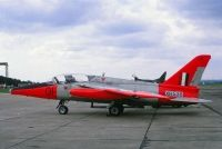 Photo: Royal Air Force, Folland Gnat, XR538