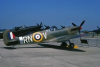 Photo: Royal Air Force, Supermarine Spitfire, K9942