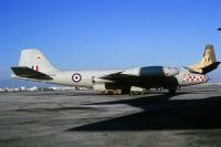 Photo: Royal Air Force, English Electric Canberra, WH666