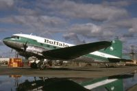 Photo: Buffalo Airways, Douglas DC-3, C-CJKM