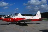 Photo: Royal Air Force, BAC Jet Provost, XW331