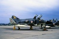 Photo: Royal Navy, McDonnell Douglas F-4 Phantom, XV579