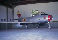 Photo: Venezuela - Air Force, North American F-86 Sabre, IA36