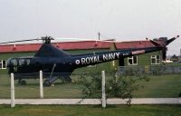 Photo: Royal Navy, Westland Dragonfly, WN493
