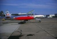 Photo: Royal Canadian Air Force, Canadair CT-133 Silver Star, 21069