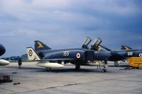 Photo: Royal Navy, McDonnell Douglas F-4 Phantom, XT873