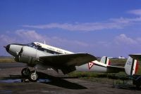 Photo: Mexican Air Force, Beech 18, 5500