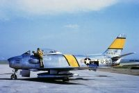Photo: United States Air Force, North American F-86 Sabre, 24808