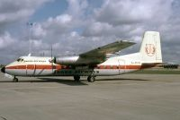 Photo: Janus Airways, Heinkel He.162, G-ATIG
