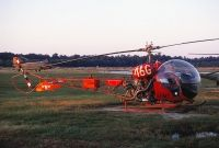 Photo: United States Army, Bell 47G, 68046