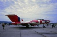 Photo: Royal Air Force, Gloster Javelin, XH897